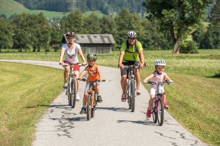 Radfahren, Familie, Lorenz Masser